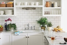 CUISINE / KITCHEN / by Anne-Sophie Millecamps Corbeau