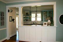 INTERIOR - KITCHEN & DINING ROOM