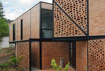 Brick house...