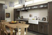 Kitchen fixtures