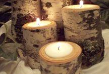 Handicraft  wood