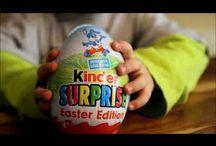 Surprise Egg Videos / Kinder,Play-Doh,Ozmo,Topi,Toto,Disney,Smart,Nestle,Angry Birds