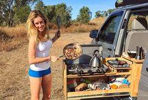 minivan to camper van