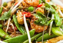 Healthy Stir-Fries / Growing and cooking for better health and better living