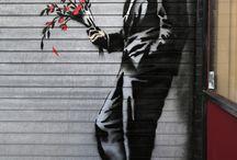 GRAFFITI,STREET ART