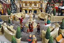 Christmas Village ideas / by Melissa Rodman
