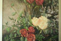 τα τριαντάφυλλα μου