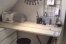 Working desk ideas