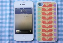 iPhone Cross Stitch / by CallaLeah Crafter