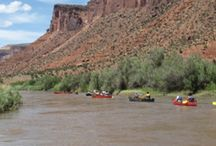 River Adventures / From theme trips to great destinations, beginner rivers to advanced paddling rivers, there is something for everyone!