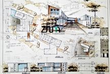 architect sketches