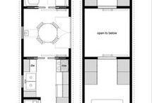 Tiny House / Ideas and inspiration for tiny houses