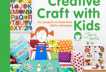 My second book Creative Craft with Kids