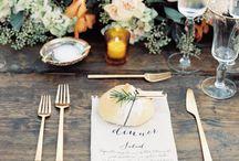Ślubne stoły