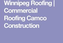 Camco Construction Winnipeg Commercial Roofing / We are a Winnipeg Manitoba Commercial roofing company. We also provide General Contracting for your other construction projects. We repair roof leaks, perform roof spot repair, perform roof inspections and maintenance, repair roof structures, and repair and replace roofs.