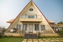 The Arowana Hills - Scenic Beauty / To get that sweet corner where you and your loved ones can share moments of romance and peace where no one disturbs your sweet life, find one of the suitable villas from The Arowana Hills- Lonavala.