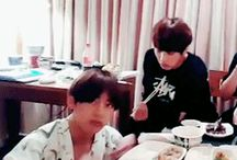 VKOOK Cute AF Couple / Because I seri ship it