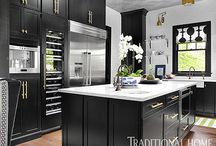 Traditional Home Magazine / March Cabinets Featured in Traditional Home Magazine