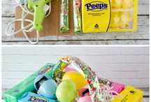 Easter baskets for babiez