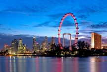 Beautiful Singapore / One of my favourite places in the world..