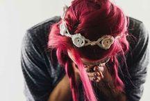 my fashion / Fashion #love #photografy #mousastreet #pinkhair #missbloomstyle #fashionista # tattoo