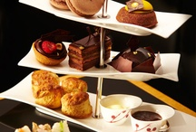 William Curley Afternoon Tea
