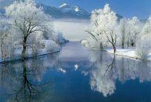 풍경(겨울)