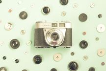 camera-love / For all the people who love cameras and photography just as I do. / by bi visual