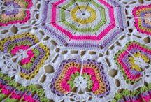 Crochet Doilies / by Irma Perez