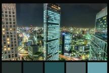 Urban Color Palettes