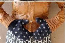 manusi din pulover vechi