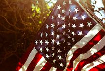 Proud to be an American / by Christine Asby