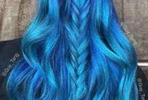 kék áradat