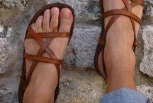 Sandalias/Zapatos