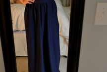 Maxi skirts (DIY) / by Natashia Mack