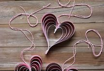 Paper craftiness / DIY ideas for paper crafts