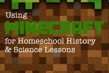 Minecraft Themed Learning