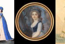 empirowy gorsecik / empire corset empire bodice empirowy stanik
