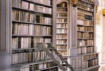 My Dream Library / I have always wanted my own elaborate library, this is a board of my dream libraries as well as books....