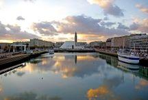 Destination séminaire Le Havre / Liste des salles de séminaire incontournables pour organiser une réunion, un congrès ou un séminaire en Seine Maritime dans la ville du Havre.