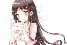 animes super cutes