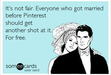 If Pinterest existed when I got married... Sigh