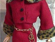 barbie e seus modelitos