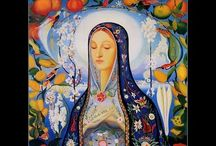 Hildegard Von Bingen / by Kelley *