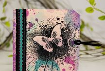Kate Palmer / Art from Kate Palmer using products from Lindys