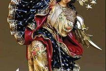 Virgen Apocalipsis Inmaculada