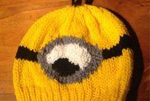 knit / by Karin Wilcox