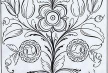 Beautiful patterns/abstract