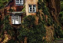 casas de los arboles mas bonitas