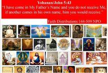 idols, AntiMessiah, lies, false